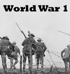 World War 1 Books